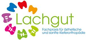 Lachgut Fachpraxis für ästhetische und sanfte Kieferorthopädie Logo